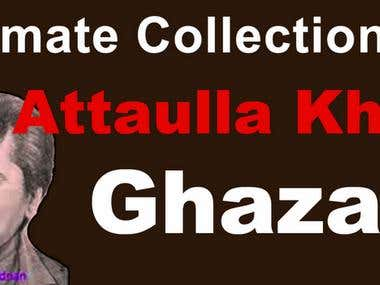 Gazals Of Attaulla Khan