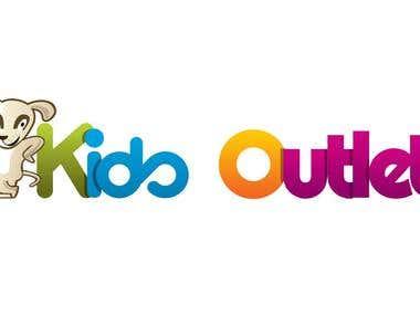 Kids Outlet - Logo