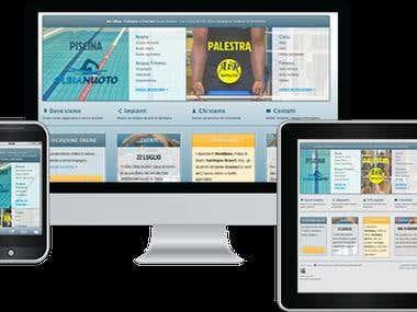 Air Olbia Website