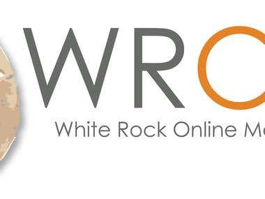 Winning Logo: White Rock Online Mapping System