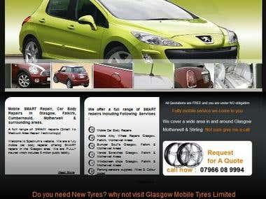 http://www.spectrum-glasgow.co.uk/, Spectrum Glasgow Car Web
