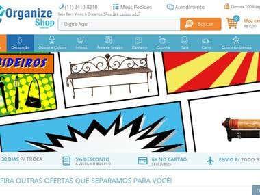 Magento site (Brazil)