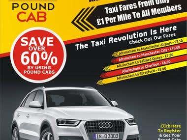 Pound Cab