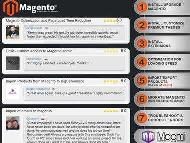 Magento Services