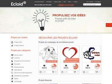Ecloid :http://ecloid.com/