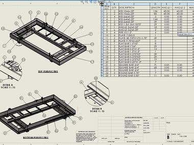 SOLIDWORKS DRAFTING