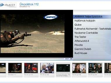 AXN PlayStation 3 Video Players