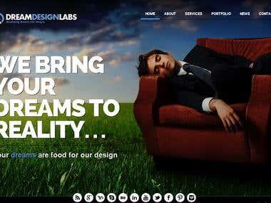 Another wordpress website