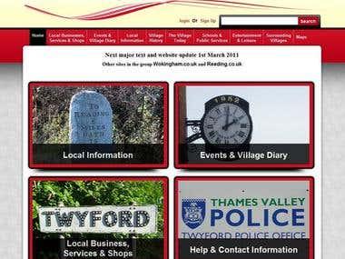 Twyford Directory