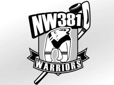 Logo for Hockey Team