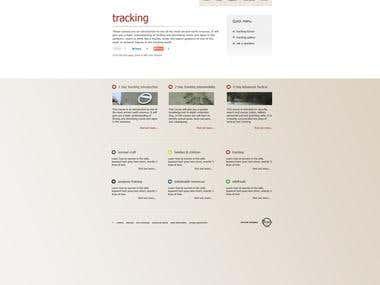 Survival Website