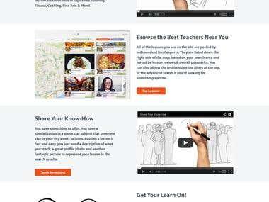 Magento Responsive site