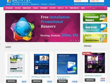 Opencart Online Shopping Websites