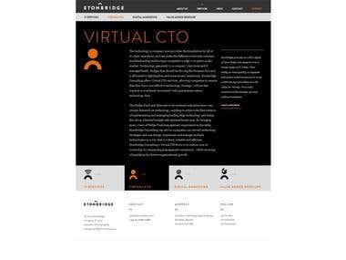 Hedge Fund Website
