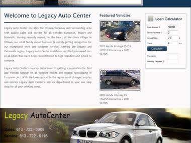 Legacy Auto Center