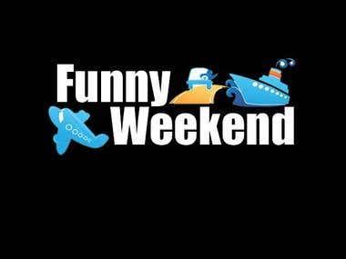 Funny Weekend logo