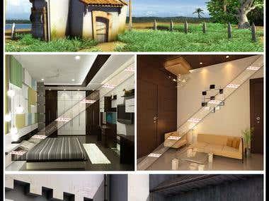 3D Interior / Architecture