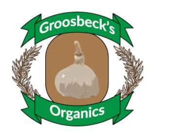 Logo for Groosbeck's Organics