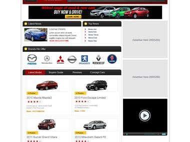 Bahrain Auto- website