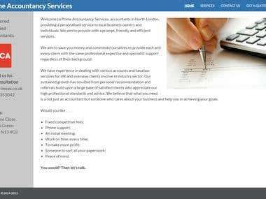 Prime Accountancy Services