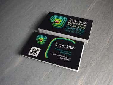 Business Card for Consulting Firm