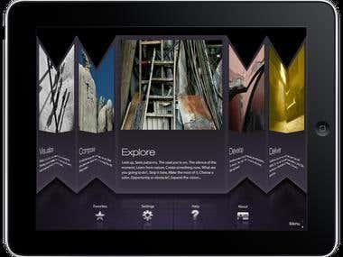 Creatalyst iPad App