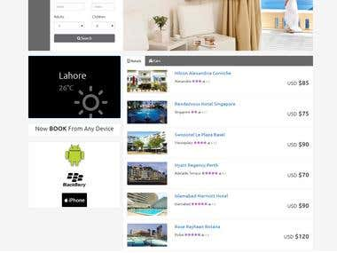 FLIGHT , CAR , HOTEL BOOKING WITH EXPEDIA