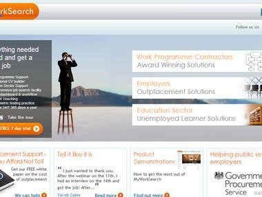 MyWorkSearch - Award Winning Job Portal of UK