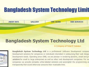 Bangladesh System Technology Limited