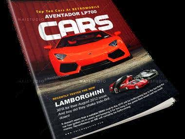 Top Ten Cars - Magazine