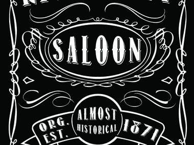River City Saloon Design