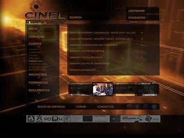 Cinel Website