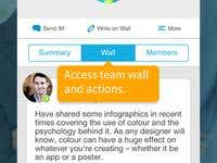 MangoApps - Intranet, Collaboration, Messaging & Social