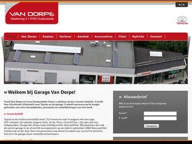 Garage Van Dorpe