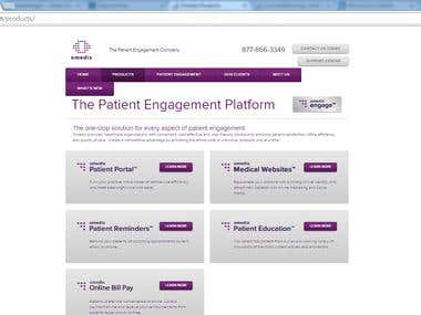 Omedix Patient Engagement System