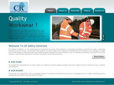 C R Safety solutions