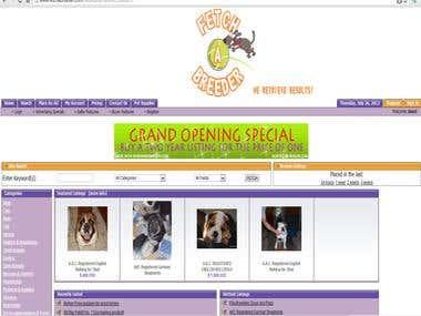 Fetch A Breeder.com GeoDesic Website
