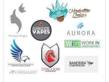 Recent Logo Creations