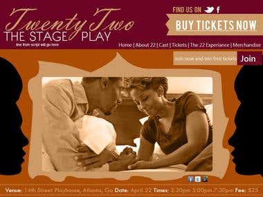 Play Twenty Two Website