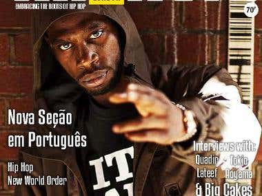 I Am Hip Hop Magazine Issue 3