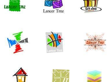 My designed logos.