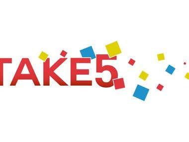 AdFilms Ltd. - TAKE5 Logo
