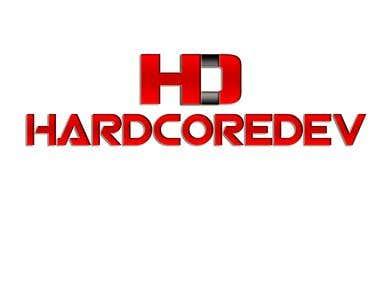 sms logo and hardcoredev