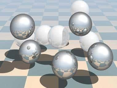 Realtime raytracing