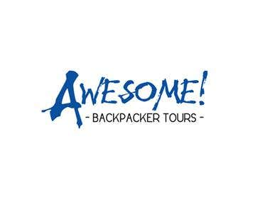 Logo Design for Awesome Tours