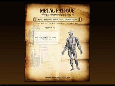 Metal Fatigue Website