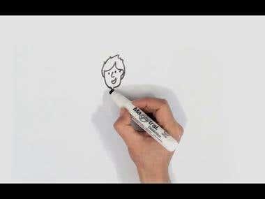 Whiteboard Video Sample