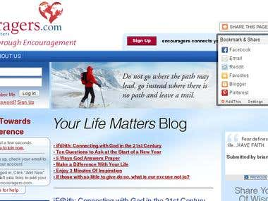 Encouragers.com: Your Life Matters