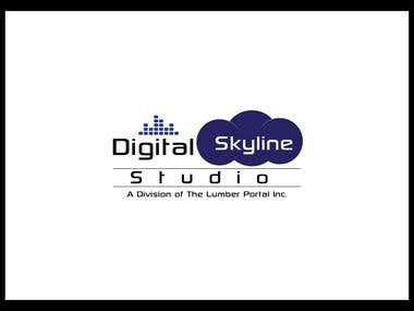 Digital Skyline Studio Logo