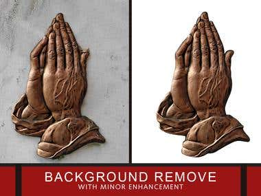 Photo Editing: Background Remove